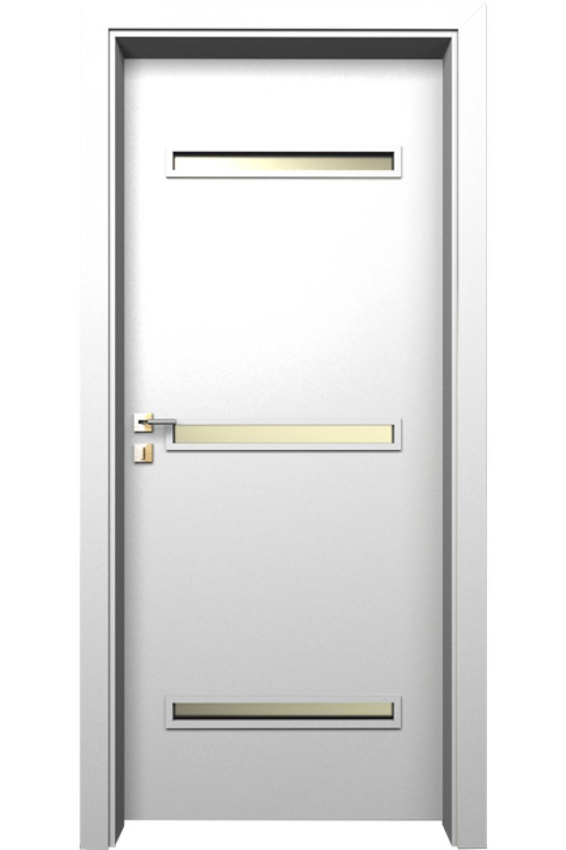 Kent ajtó - Ajtóház