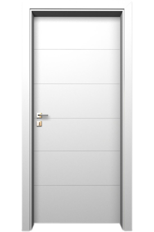 Castin ajtó - Ajtóház