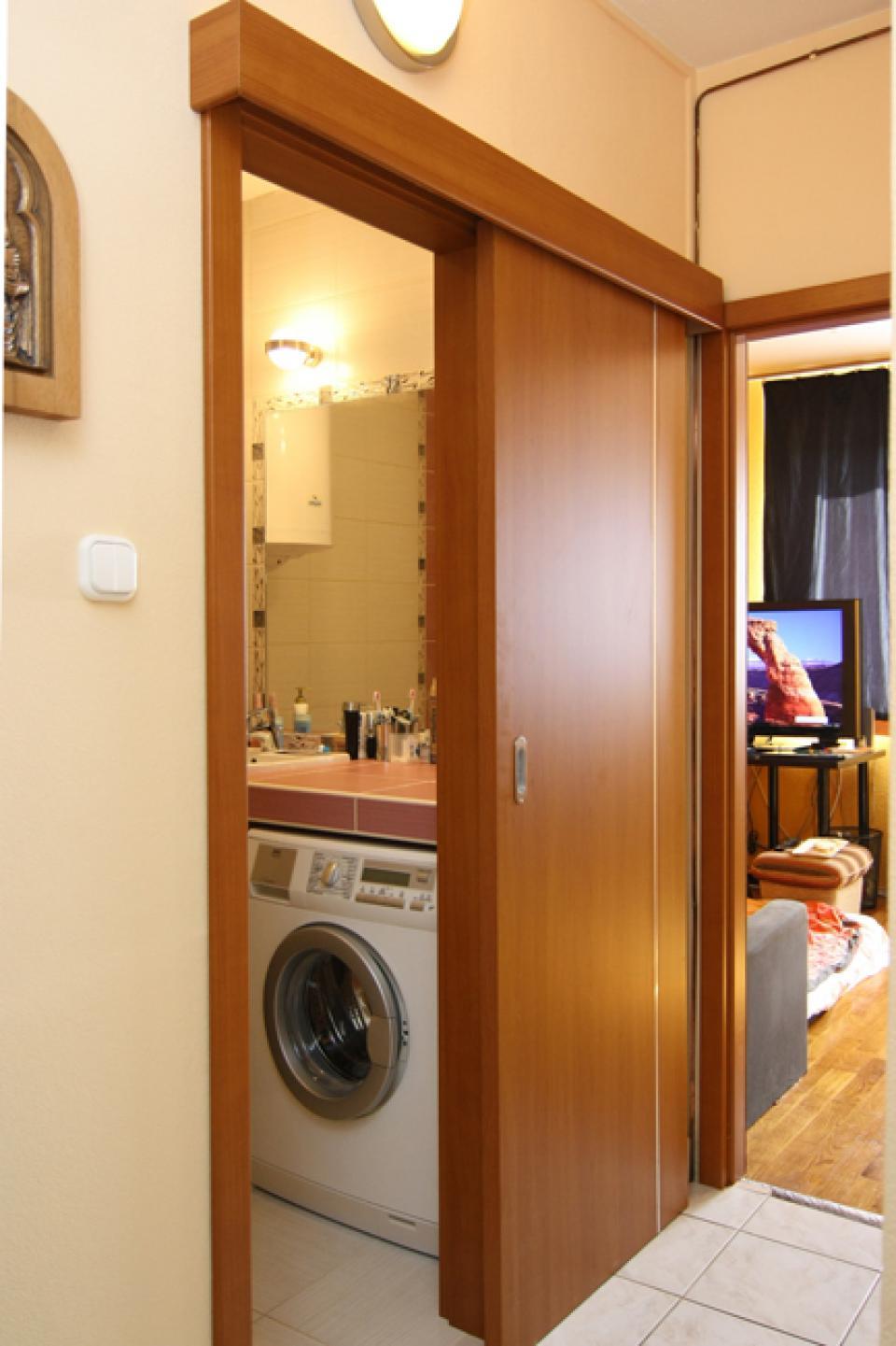 Essex beltéri ajtó egy csepeli panelban   Referencia - Ajtóház